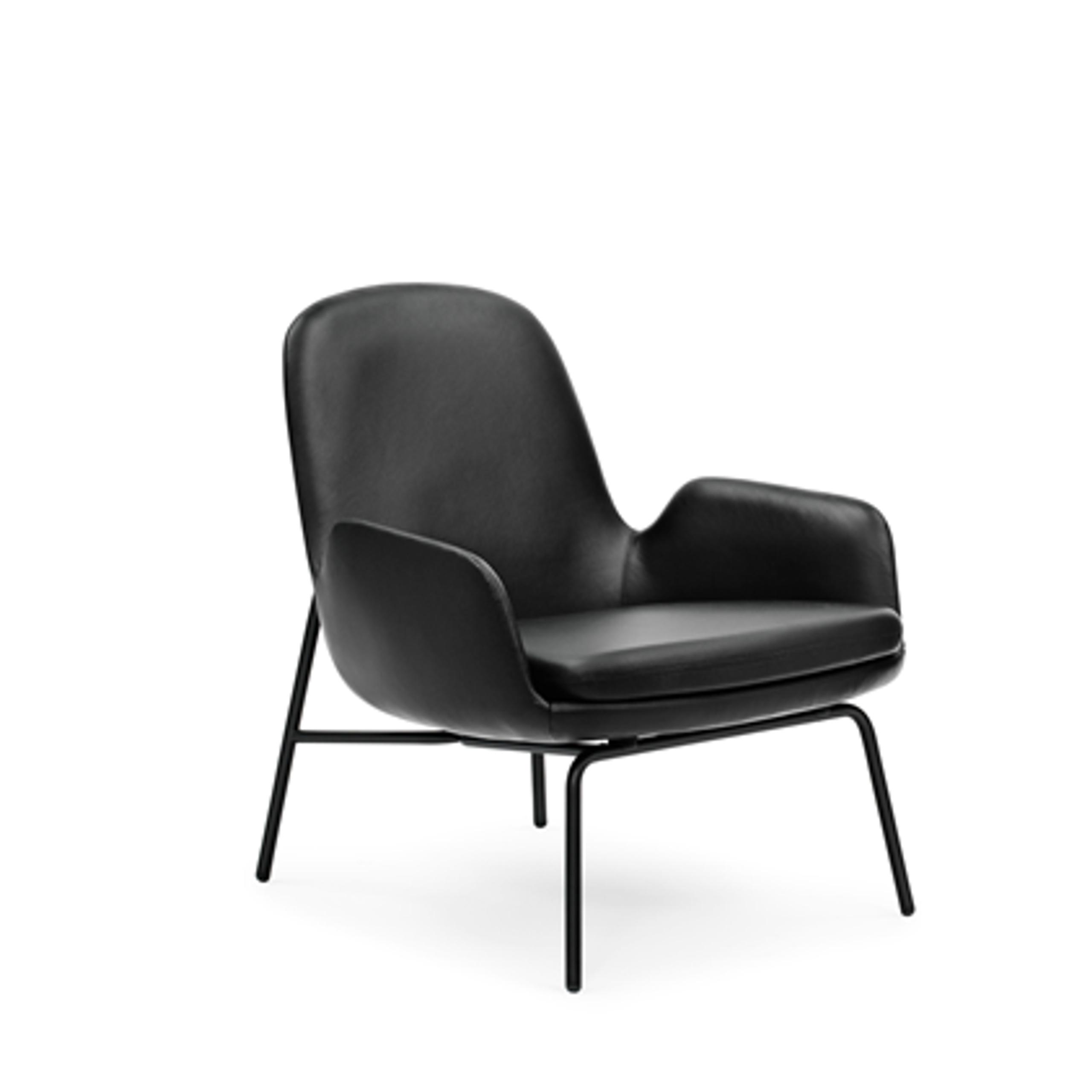 Image of   Era Lounge Chair chrome