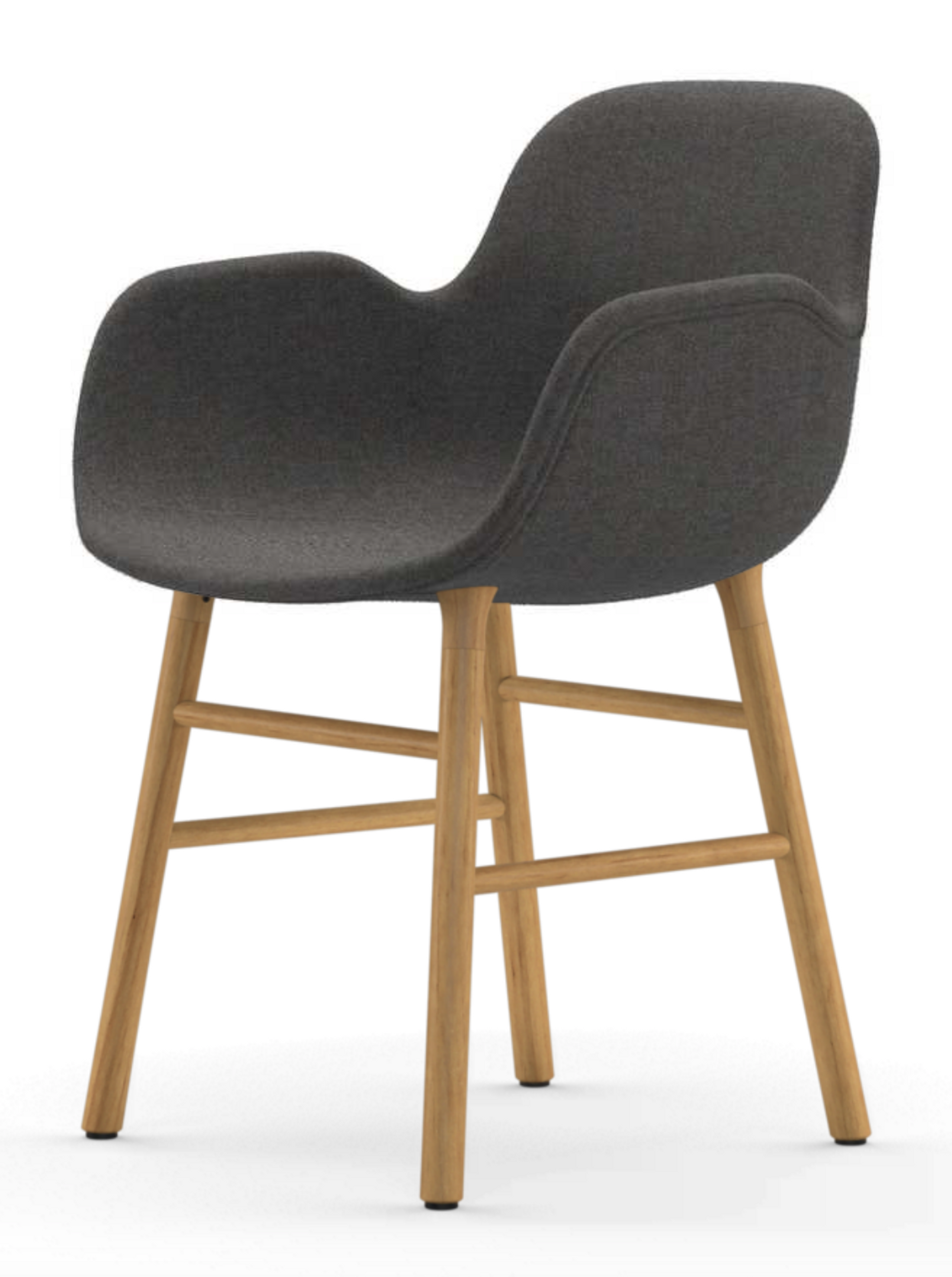 Image of   Form Armchair Full Upholstery