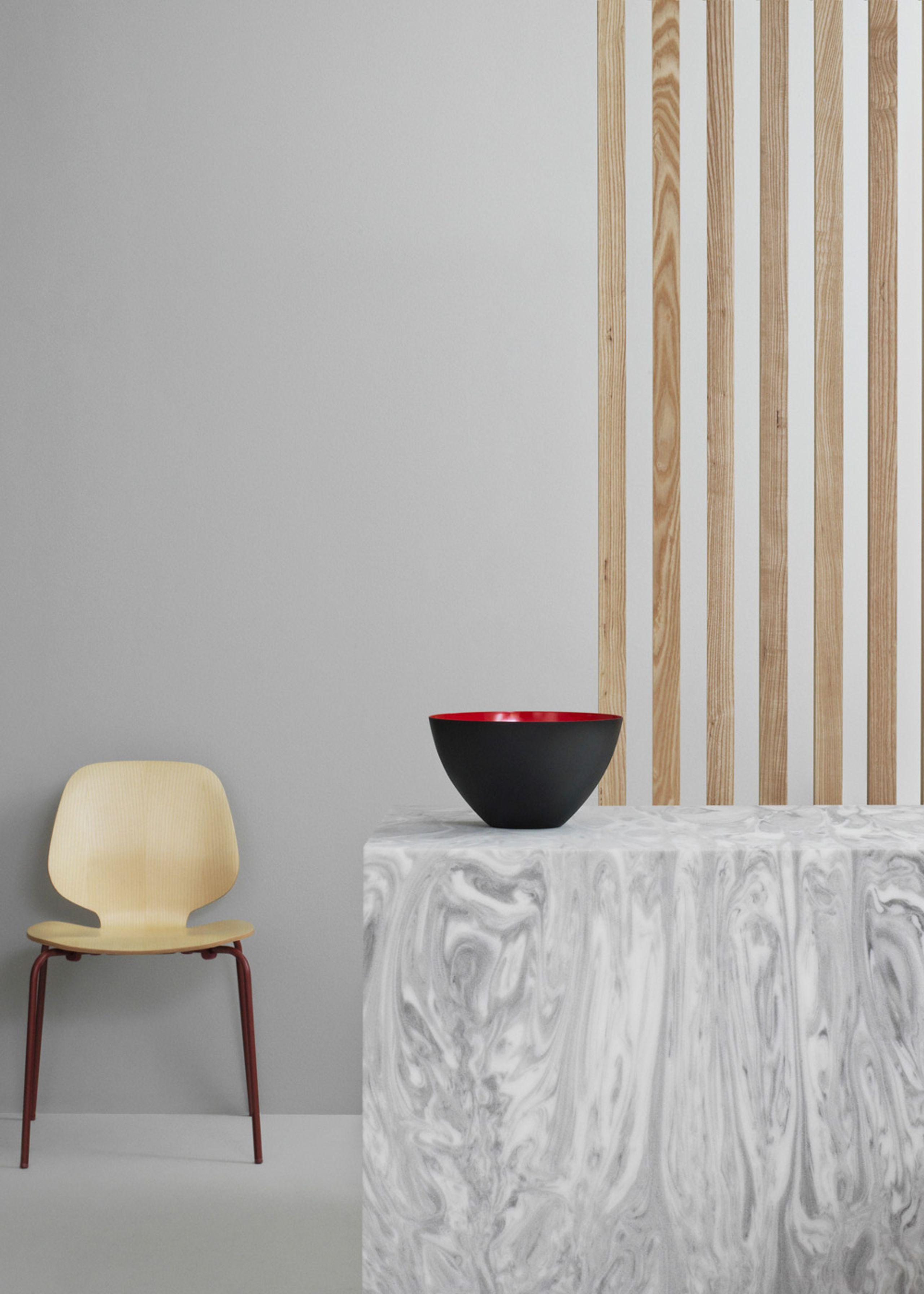 ... Normann Copenhagen   Chair   My Chair   White / White Legs ...