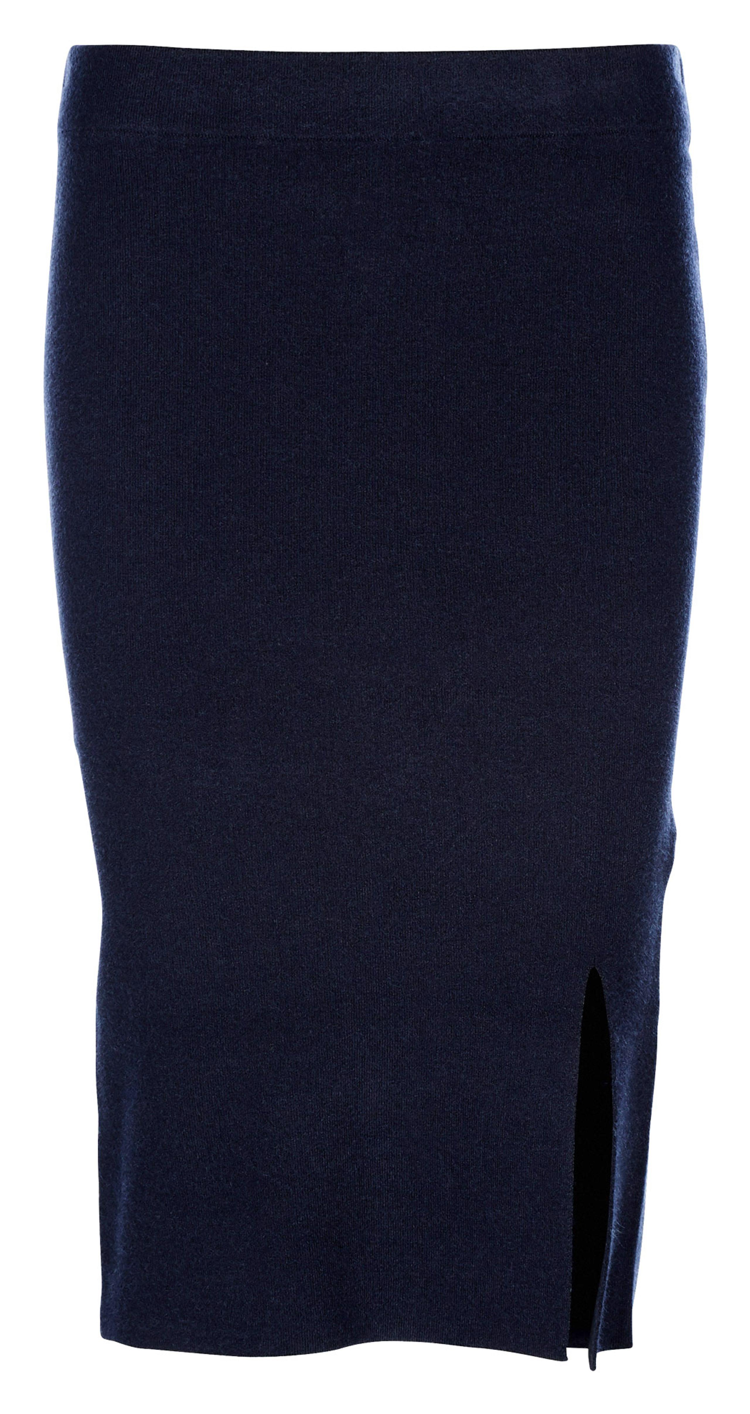 Image of   Inetta Mid Waist Knit Skirt