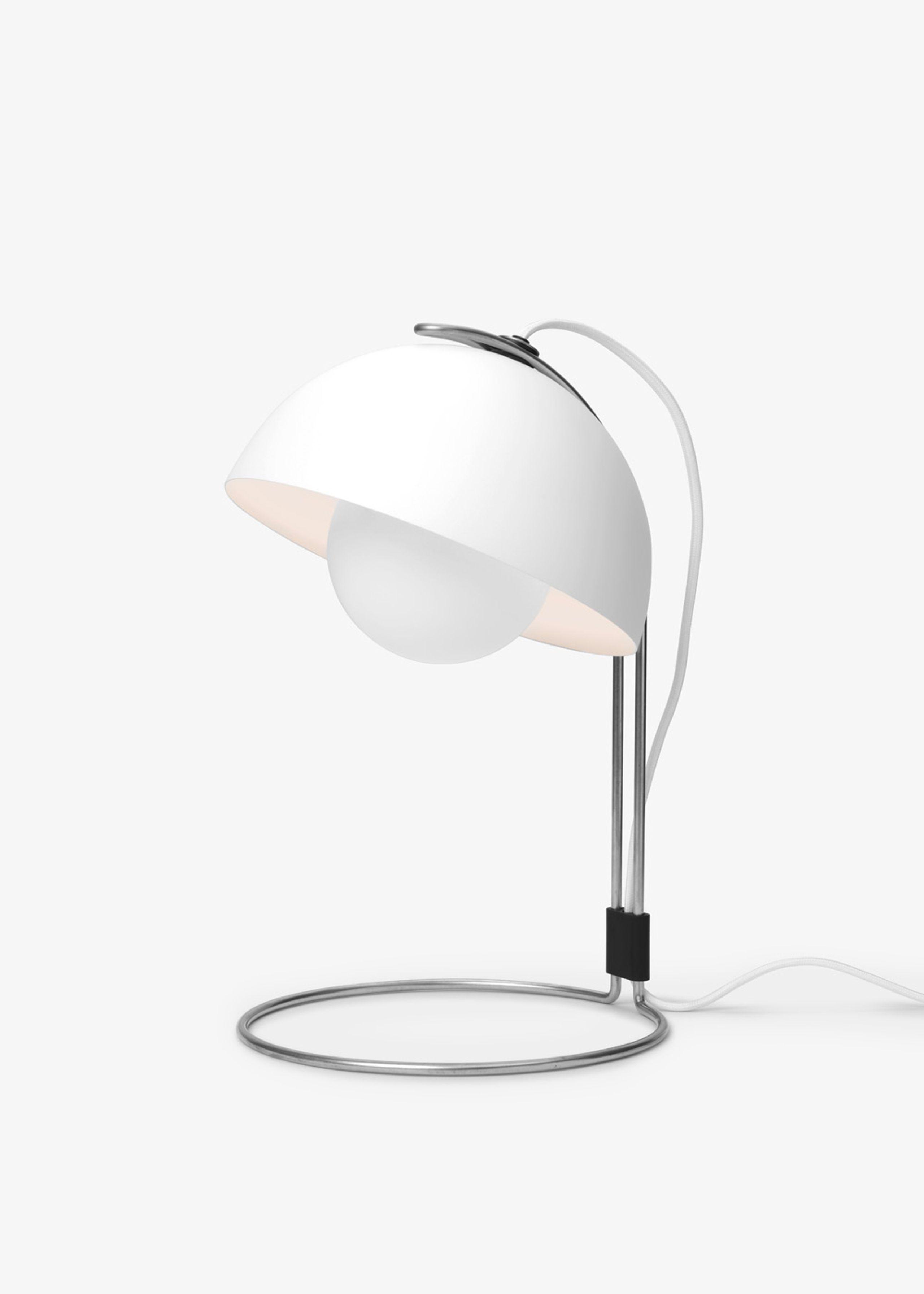 Image of   Flowerpot table lamp - VP4 af Verner Panton