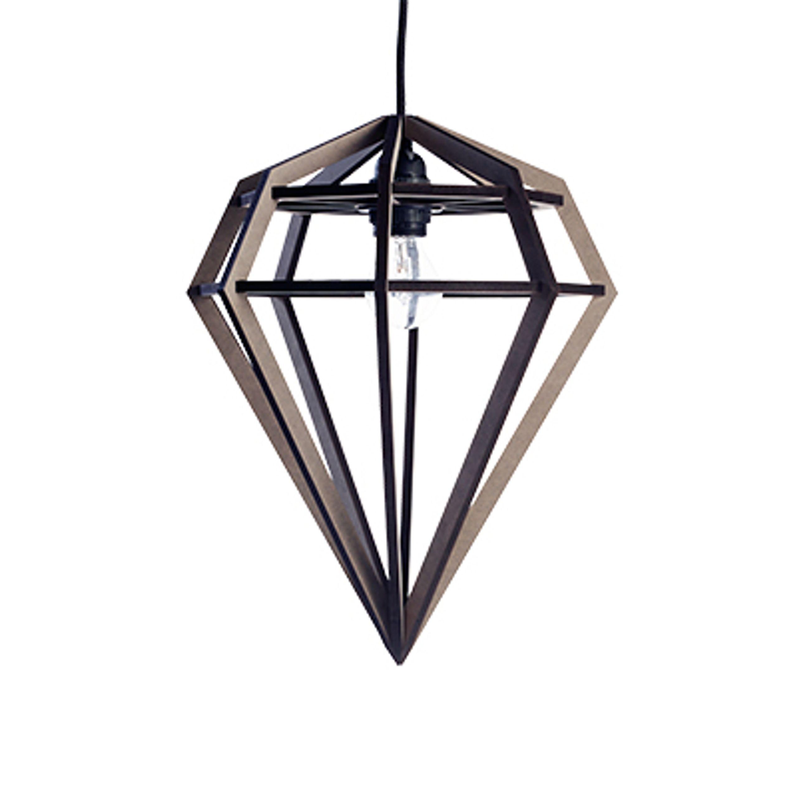 Image of   Döden Lampe (Raw) - Medium