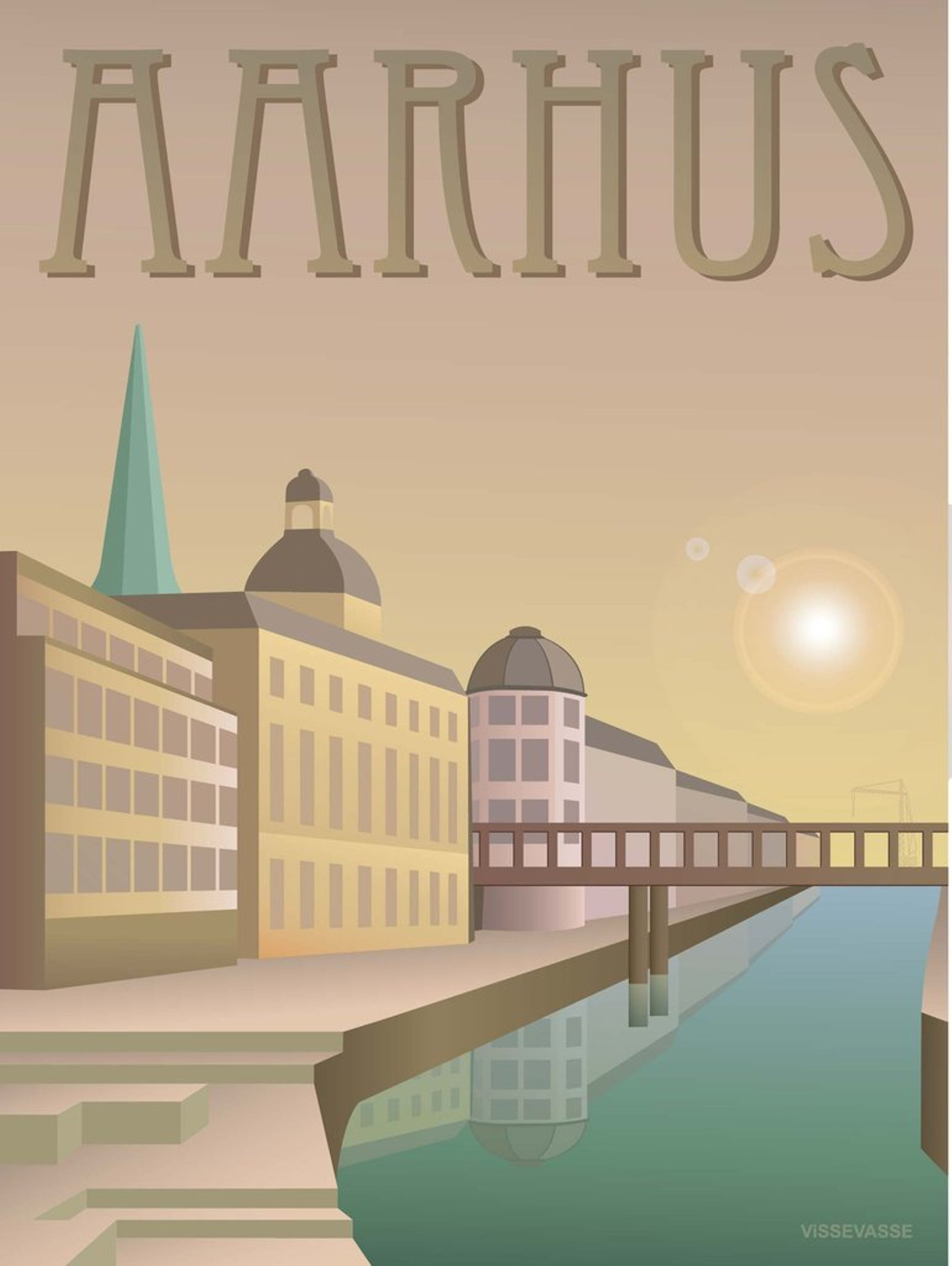 Image of   Aarhus - Åen