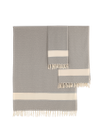 ALGAN - Towel - Elmas Guest towel - Grey