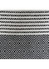 ALGAN - Towel - Elmas-iki Hamam towel - Black
