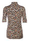 Baum und Pferdgarten - T-shirt - Janana - True Leopard