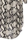 By Malene Birger - Kjole - Rikula - Black Snakeprint