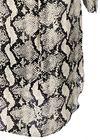 By Malene Birger - Kjole - Rikula - Black Snakeprint