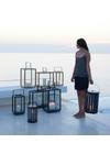 Cane-line - Lantern - Lighthouse Outdoor Lantern - Teak Large
