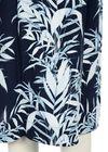 Libertine Libertine - Kjole - Reason Kimono Dress - Blå m. Mønster