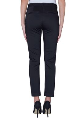 2nd One - Pants - Carine - 065 Black
