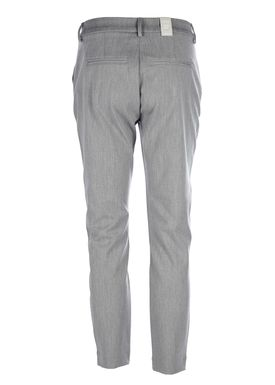 2nd One - Bukser - Carine - 111 Light Grey Melange