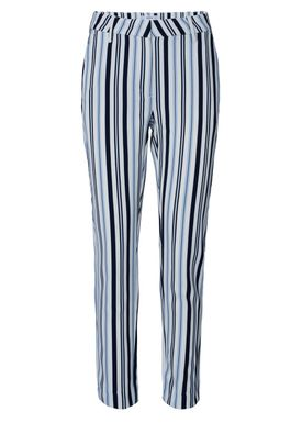 2nd One - Bukser - Carine PJ Stripe - Pj Striped