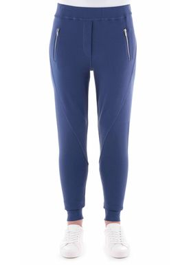 2nd One - Bukser - Miley Zip - 010 Tide (Blue)