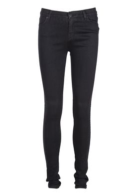 2nd One - Jeans - Nicole - 002 Satin Black