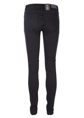 2nd One - Jeans - Nicole - 086 Black Cuts