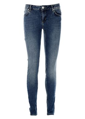 2nd One - Jeans - Nicole - 084 Blue Heritage