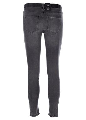 2nd One - Jeans - Nicole Zip - 004 Dark Youth