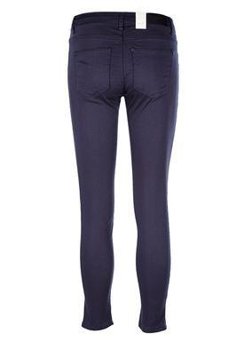 2nd One - Jeans - Nicole Zip - 006 Azure Blue