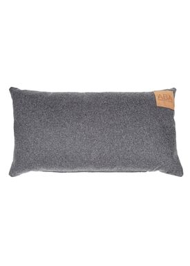 ABA - Design & Lliving - Kudde - A pillow - Light Grey
