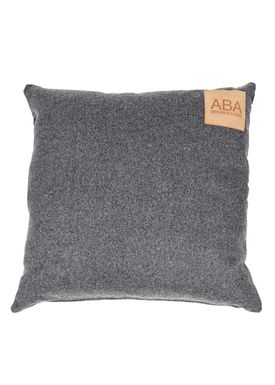 ABA - Design & Lliving - Kudde - A pillow - Dark Grey 50x50