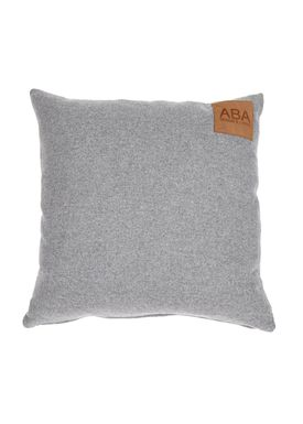 ABA - Design & Lliving - Kudde - A pillow - Light Grey 50x50