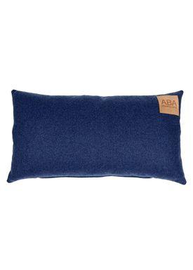 ABA - Design & Lliving - Pude - A Pillow - Royal Viking Blue - 40 x 70