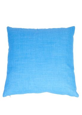 ABA - Design & Lliving - Cushion - A pillow - Skyblue / Darkgrey