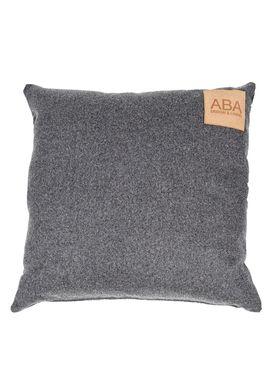 ABA - Design & Lliving - Pude - A Pillow - Mørk Grå