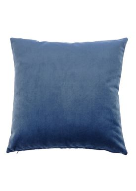 ABA - Design & Lliving - Kudde - A Velour - Dusty Blue - 50x50