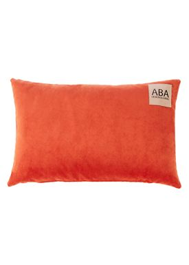 ABA - Design & Lliving - Kudde - A Velour - Burned Orange - 40x60