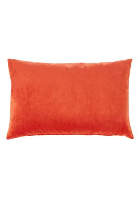 ABA - Design & Lliving - Pude - A Velour - Brændt Orange - 40x60