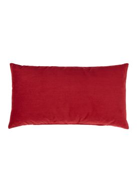 ABA - Design & Lliving - Pude - A Velour - Bordeaux Red - 40x60