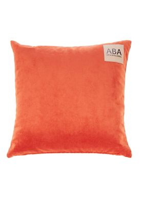 ABA - Design & Lliving - Kudde - A Velour - Burned Orange - 50x50
