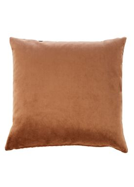 ABA - Design & Lliving - Kudde - A Velour - Brown - 50x50