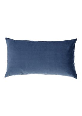 ABA - Design & Lliving - Kudde - A Velour - Dusty Blue - 40x60