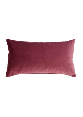 ABA - Design & Lliving - Kudde - A Velour - Dark Plum - 40x60