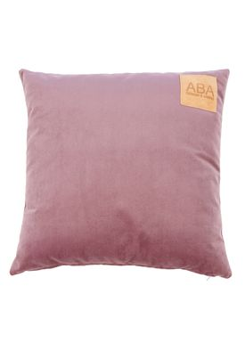 ABA - Design & Lliving - Kudde - A Velour - Light Plums 50x50