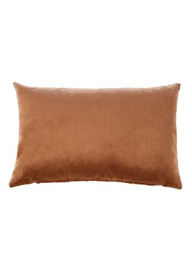 ABA - Design & Lliving - Kudde - A Velour - Brown - 40x60