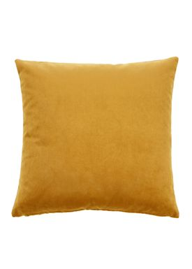 ABA - Design & Lliving - Pillow - A Velour - Mustard - 50x50