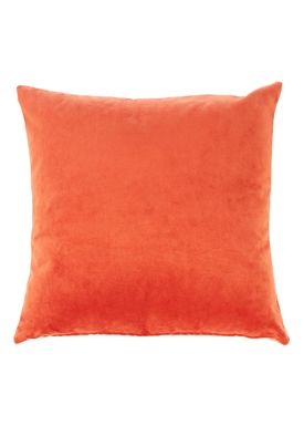 ABA - Design & Lliving - Pude - A Velour - Brændt Orange - 50x50
