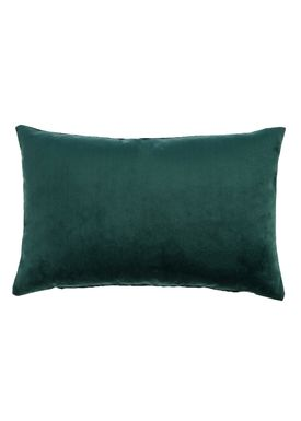 ABA - Design & Lliving - Kudde - A Velour - Bottle Green - 40x60