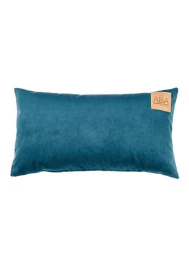 ABA - Design & Lliving - Cushion - A Velour - Petrolium - 40x70