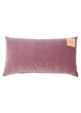 ABA - Design & Lliving - Cushion - A Velour - Summer Plums 40x70