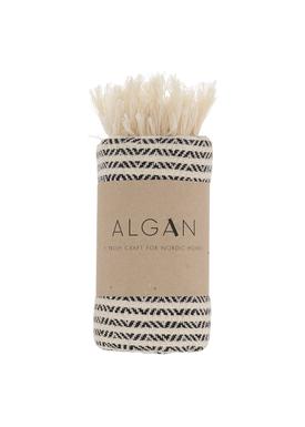 ALGAN - Håndklæde - Elmas-iki Gæstehåndklæde - Sort