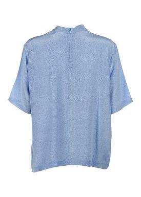 An Ounce - Top - Fanny Top - Dove Blue
