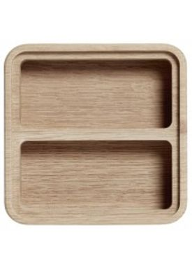 Andersen Furniture - Office - Create Me - Box Medium Oak 2 Compartments