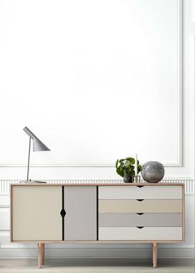 Andersen Furniture - Reol - Andersen Furniture - S6  - B130 x D43 x H132