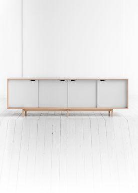 Andersen Furniture - Skænk - S1 Sideboard - Ask / Sæbe
