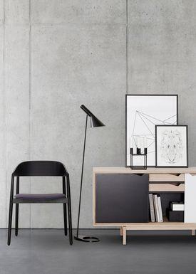 Andersen Furniture - Skænk - S1 Sideboard - Ask / Hvidolie